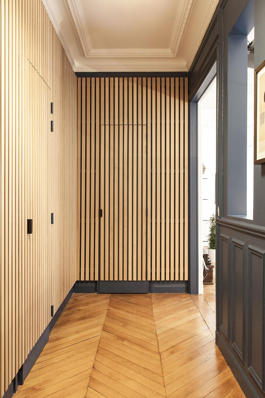 Renovation D Interieur Paris projet rénovation d'un 4 pièces de 130m² paris 08 - pixel